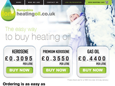 Hampshire Heating Oil