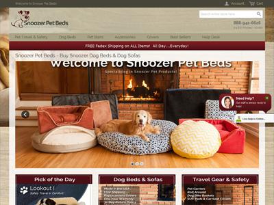 Snoozer Pet Beds