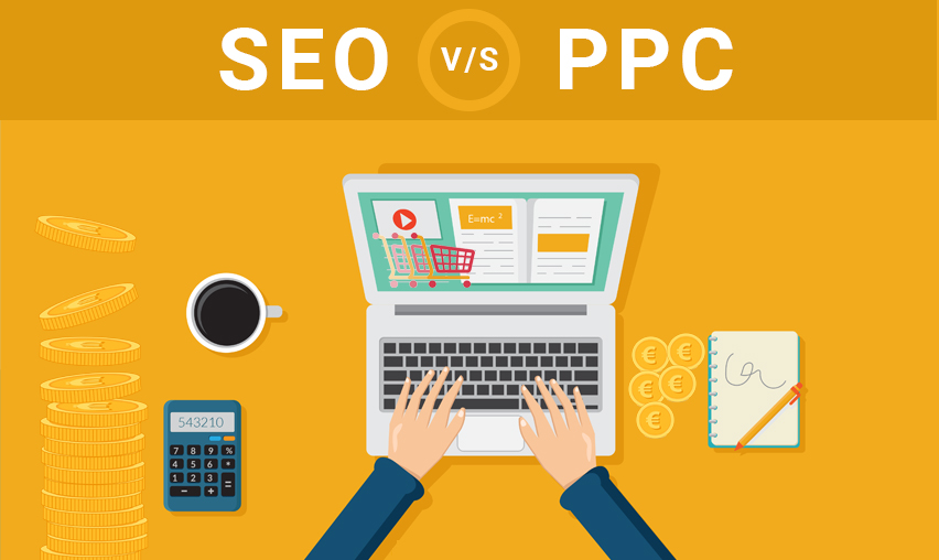 How to Choose Between SEO and PPC for eCommerce Website