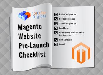 Magento Website Pre-Launch Checklist