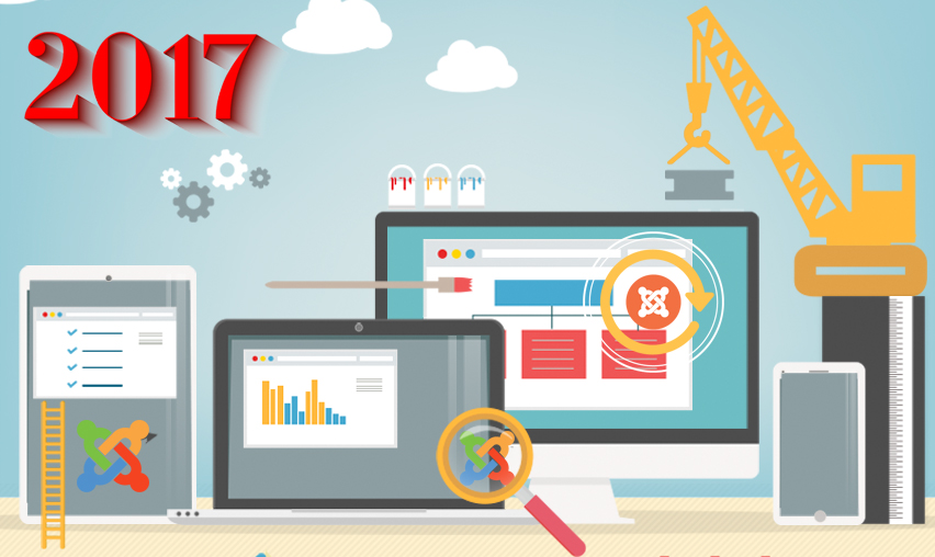 Why To Consider Joomla CMS To Build Your Business Website In 2017