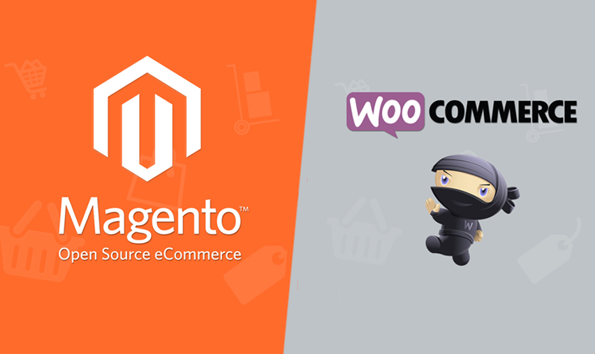 How To Make The Smarter Choice Between Magento And Woocommerce To Build Your Ecommerce Website?