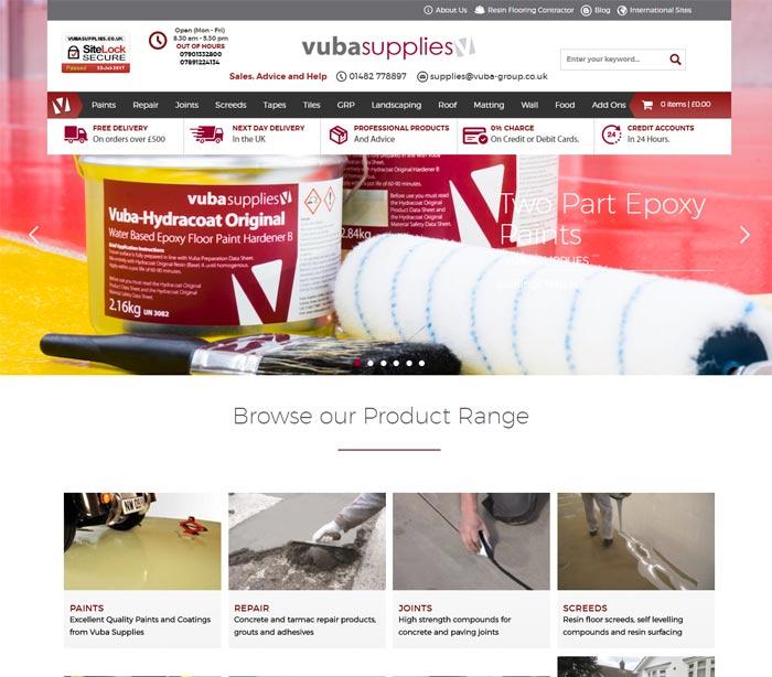Vuba Supplies Challenges