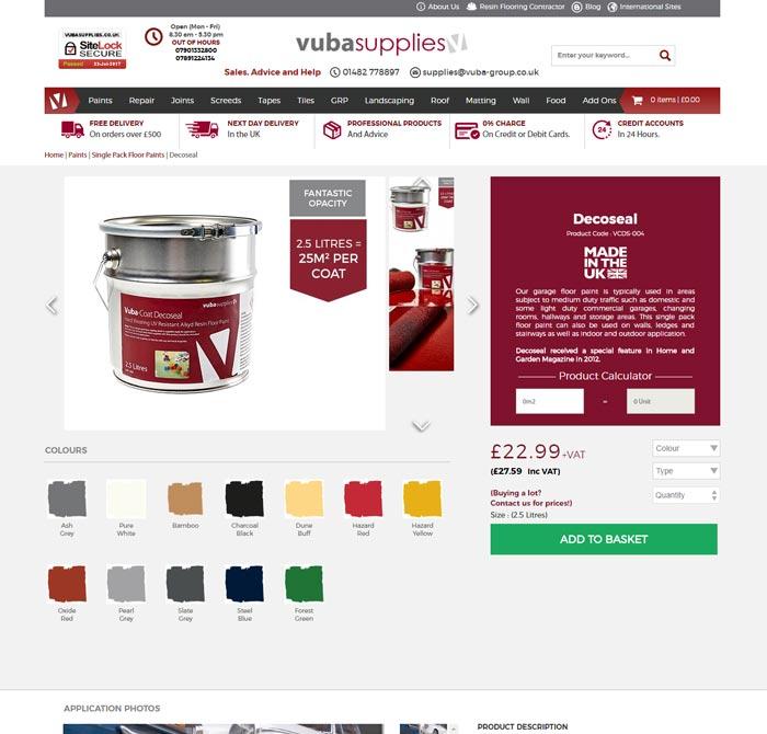 Vuba Supplies Solutions