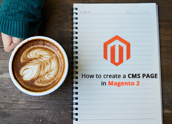 How to Create a CMS Page in Magento 2 and add it's link to top Navigation Menu