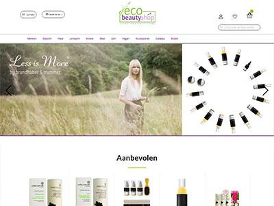 eco beauty shop