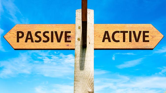 Active Vs. Passive Communication