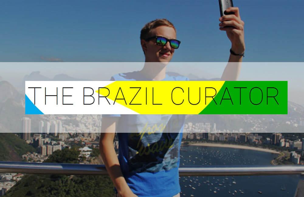 The Brazil Curator
